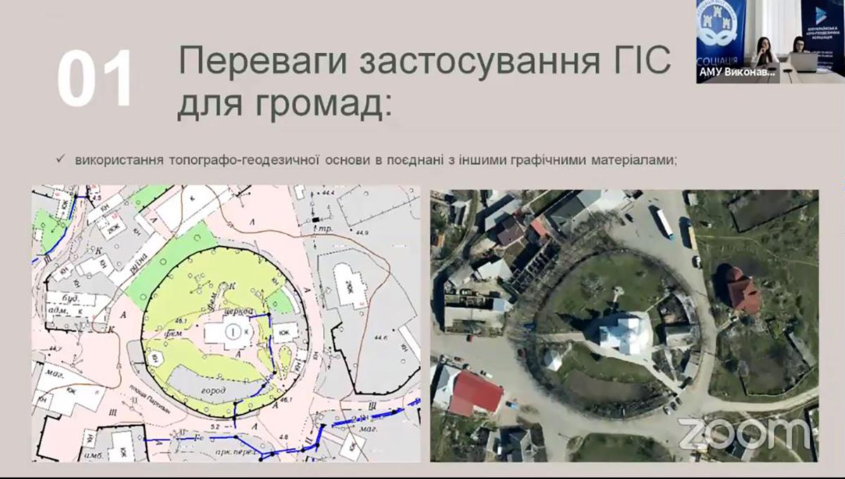 Вебінар Інвентаризація земель громади